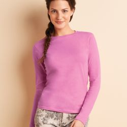 Softstyle - women's long sleeve Thumbnail