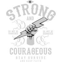 Be Strong and Courageous2 Thumbnail